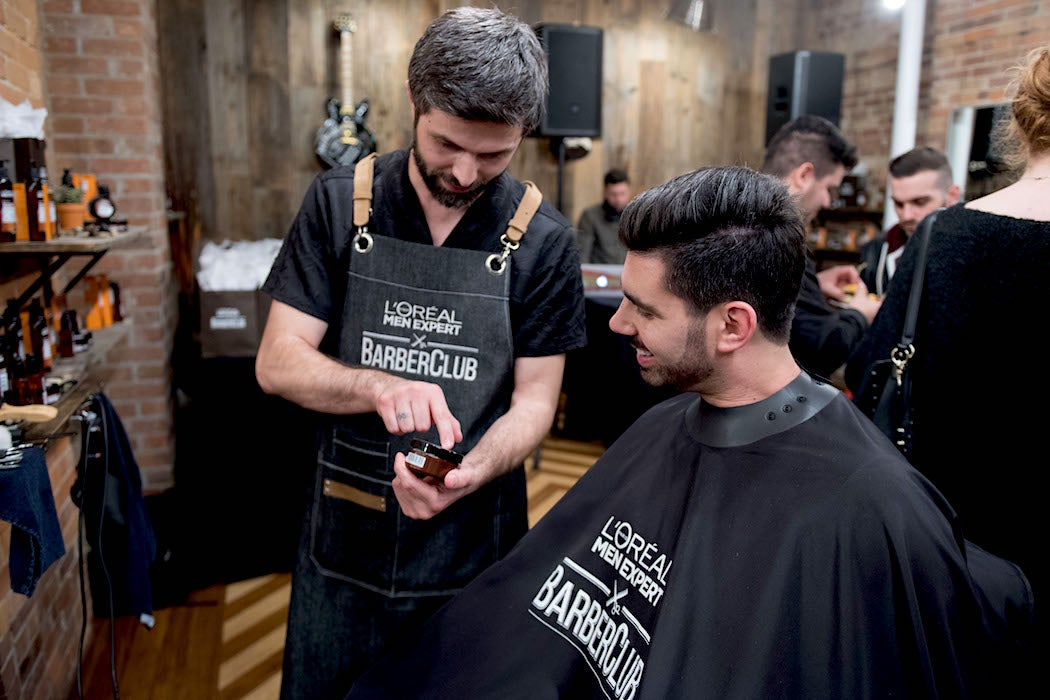 L'Oreal Paris Men Expert Barber Club / SWAGGER Magazine