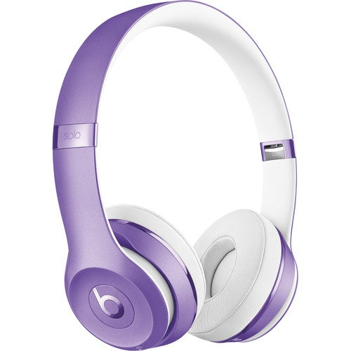 Beats by Dr. Dre Beats Solo3 Wireless On-Ear Headphones (Ultra Violet) / SWAGGER Magazine