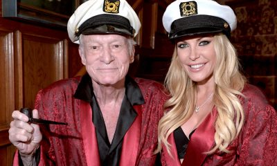 Hugh Hefner - Ultimate Sugar Daddy - SWAGGER Magazine