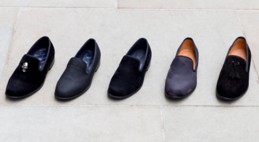 Duke & Dexter Loafers - Men's Staples / SWAGGER Magazine