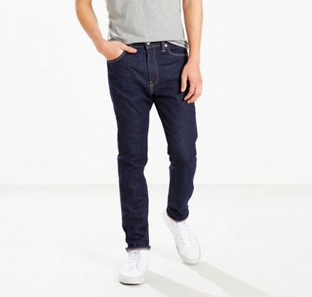 Levis 510™ Skinny Fit Jeans - Men's Staples / SWAGGER Magazine