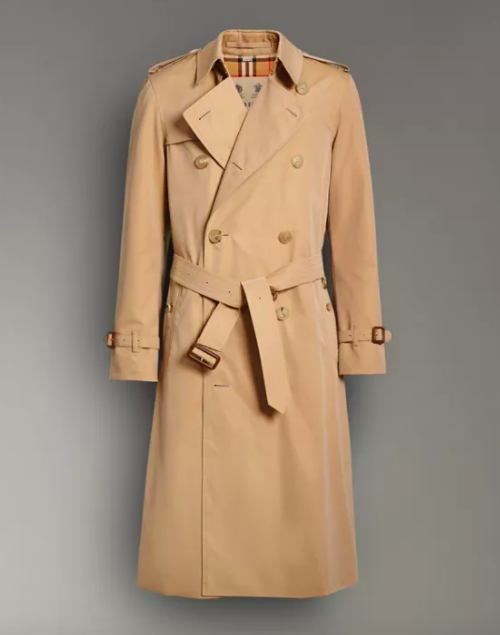 Burberry The Long Chelsea Heritage Trench Coat - Men's Staples / SWAGGER Magazine