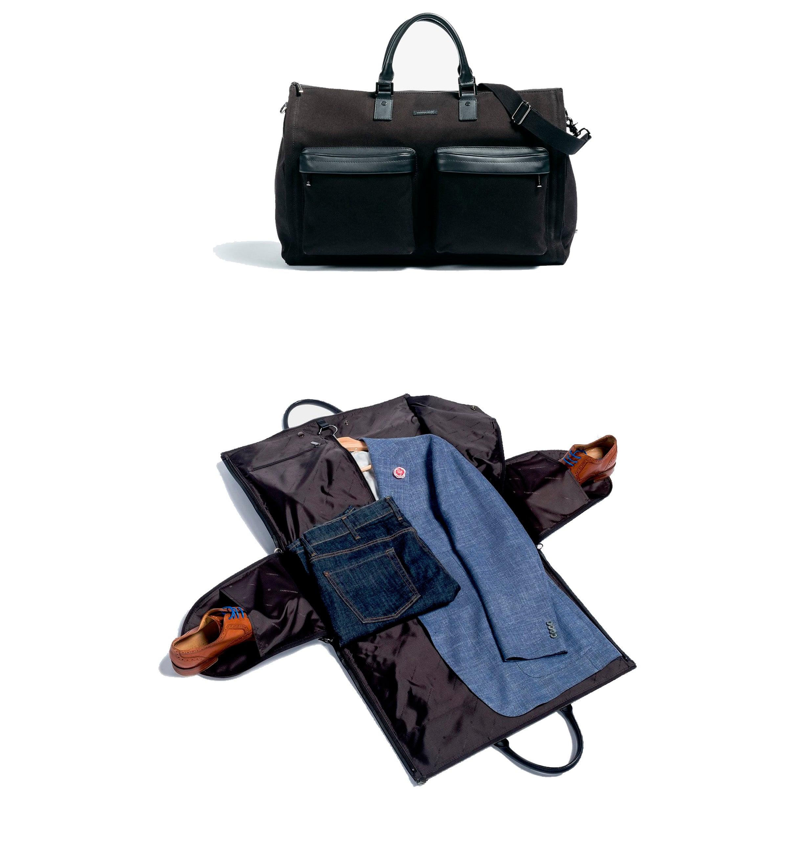 Hook & Albert Weekender Garment Bag