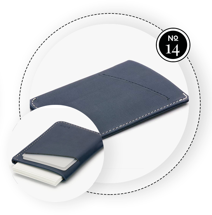 BELLROY CARD SLEEVE SLIM WALLET / SWAGGER Magazine