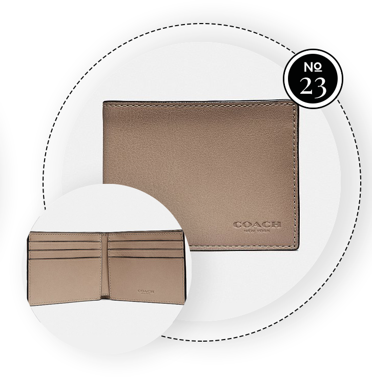SLIM BILLFOLD WALLET / SWAGGER Magazine