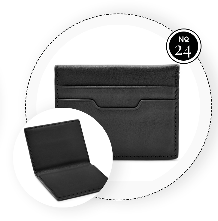 ELLIS MAGNETIC CARD CASE / SWAGGER Magazine
