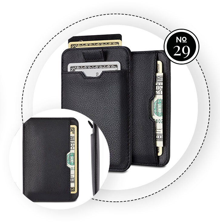 CHELSEA SLIM SLEEVE WALLET / SWAGGER Magazine
