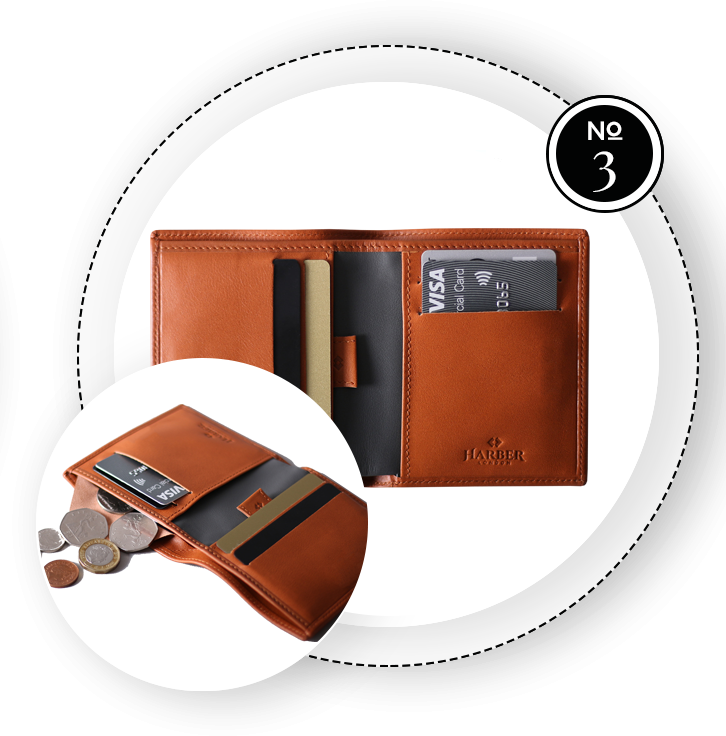 WALLY MICRO SLIM WALLET / SWAGGER Magazine