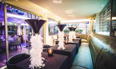 39 Monaco exclusive club lounge - Monte Carlo / SWAGGER Magazine