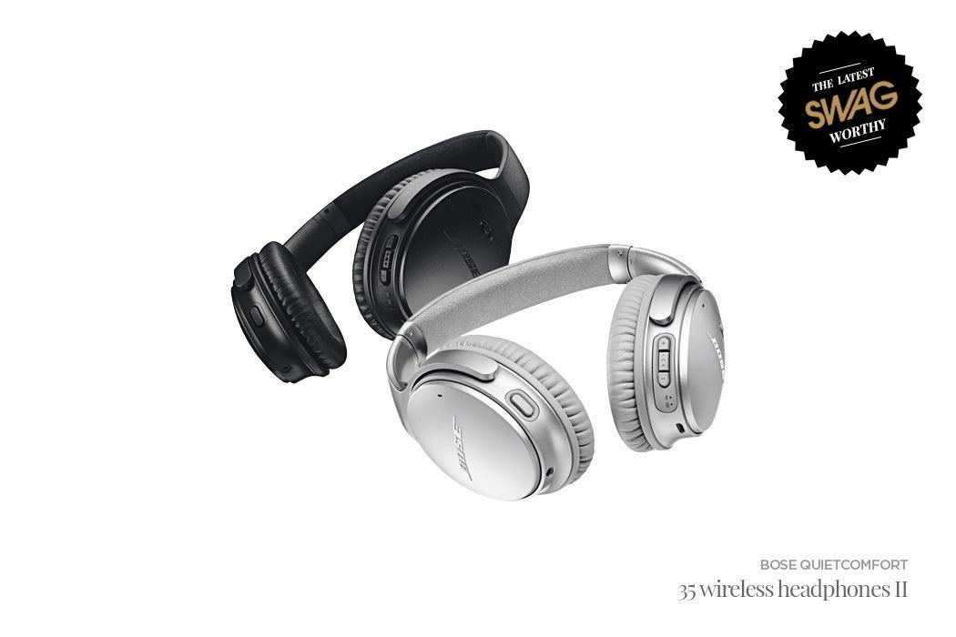 Bose Wireless Headphones - #SWAGWorthy Travel Essentials | SWAGGER Magazine