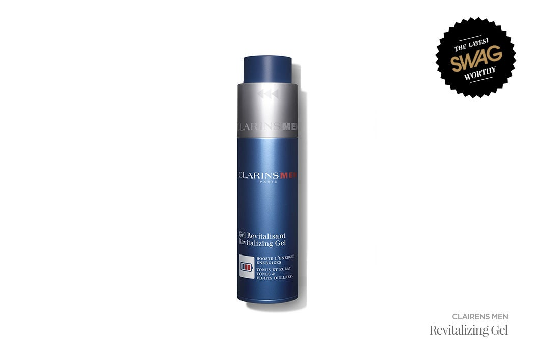 Clairens Men Revitalizing Gel - #SWAGWorthy Travel Essentials | SWAGGER Magazine