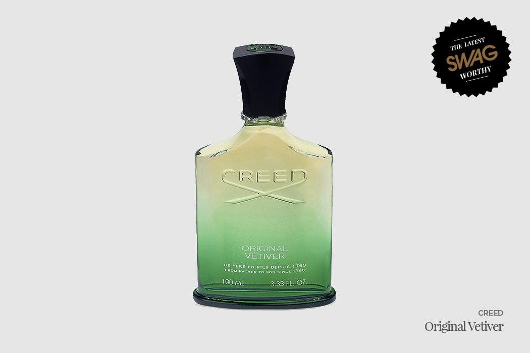 Creed Original Vetiver   Men's Spring Fragrances/Colognes - SWAGGER Magazine
