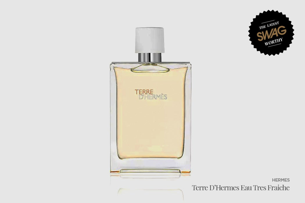 Hermes Terre D'Hermes Eau Tres Fraiche   Men's Spring Fragrances/Colognes - SWAGGER Magazine