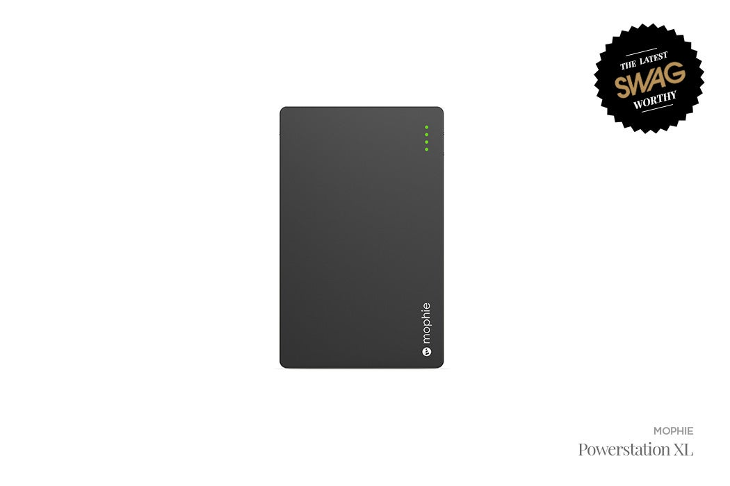 Morphie Powerstation XL Portable Charger - #SWAGWorthy Travel Essentials | SWAGGER Magazine