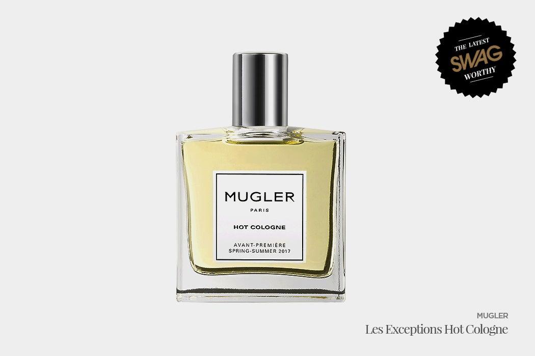Mugler Hot Cologne | Men's Spring Fragrances/Colognes - SWAGGER Magazine