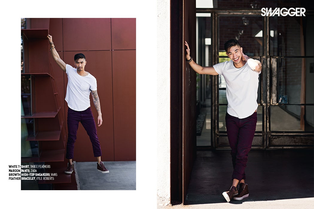 Ronnie Woo - The Delicious Cook, Private Chef to the Stars - Kings of Swagger - SWAGGER Magazine