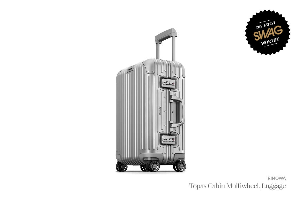 Rimowa Classic Luggage & Carry-on - #SWAGWorthy Travel Essentials | SWAGGER Magazine