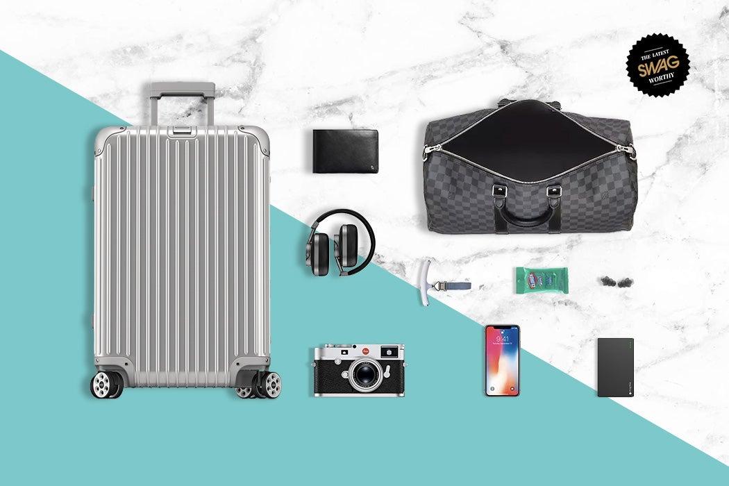 Travel Essentials - Barry Hoy - SWAGGER Magazine