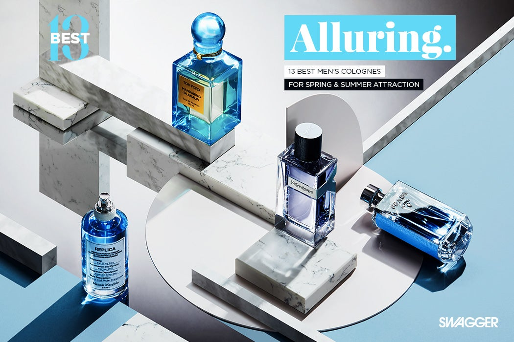 Alluring: 13 Best Men's Colognes for Spring & Summer Attraction | SWAGGER Magazine