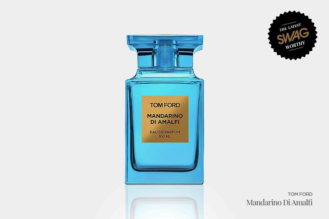 Tom Ford Mandarino Di Amalfi | Men's Spring Fragrances/Colognes - SWAGGER Magazine