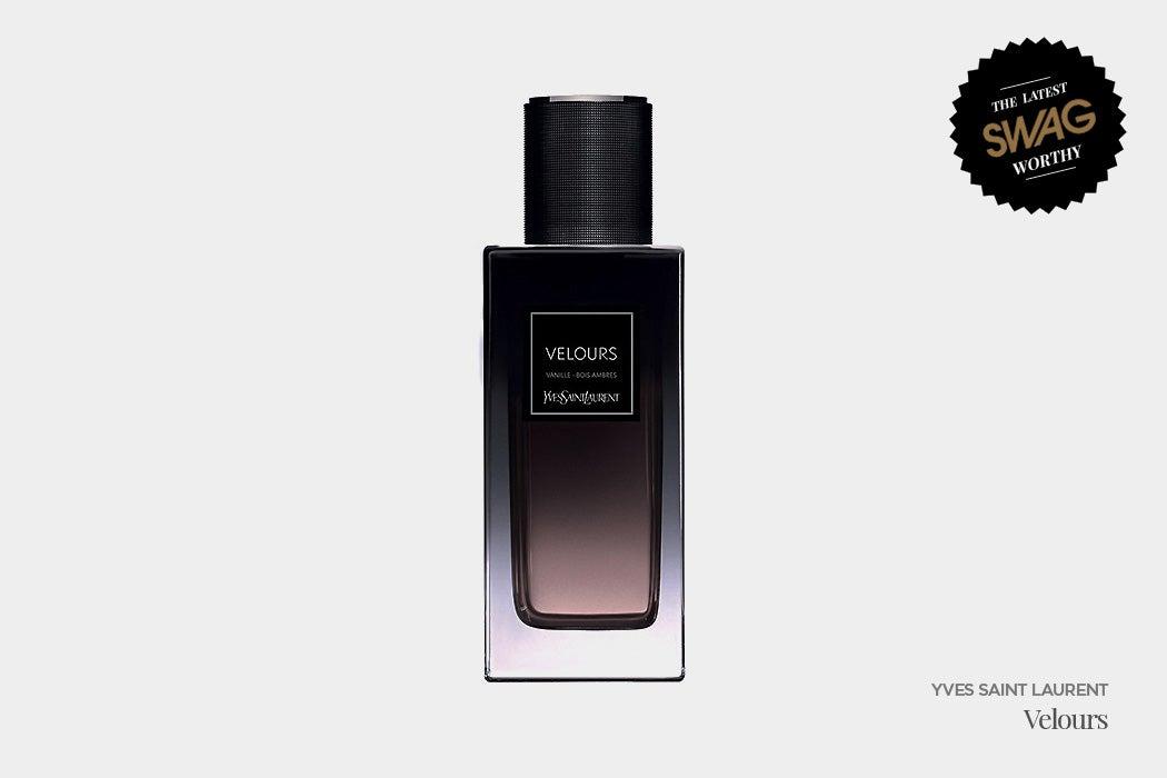 Yves Saint Laurent (YSL) Velours | Men's Spring Fragrances/Colognes - SWAGGER Magazine