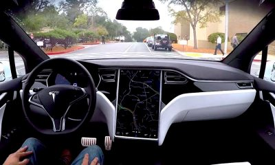 Tesla Self Driving Cars - Autopilot - SWAGGER Magazine