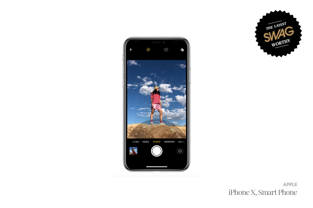 iPhone X Smart Phone - #SWAGWorthy Travel Essentials | SWAGGER Magazine