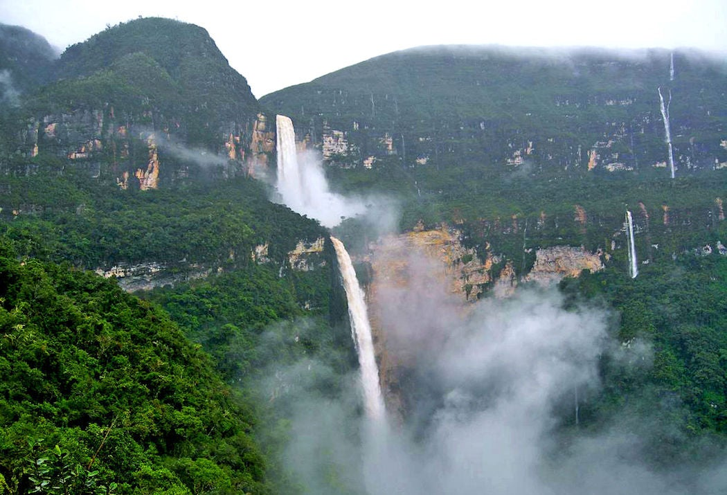 Gocta Cataracts Waterfalls in Peru (Visit Peru)