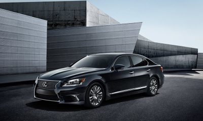 Luxury Sedan Lexus