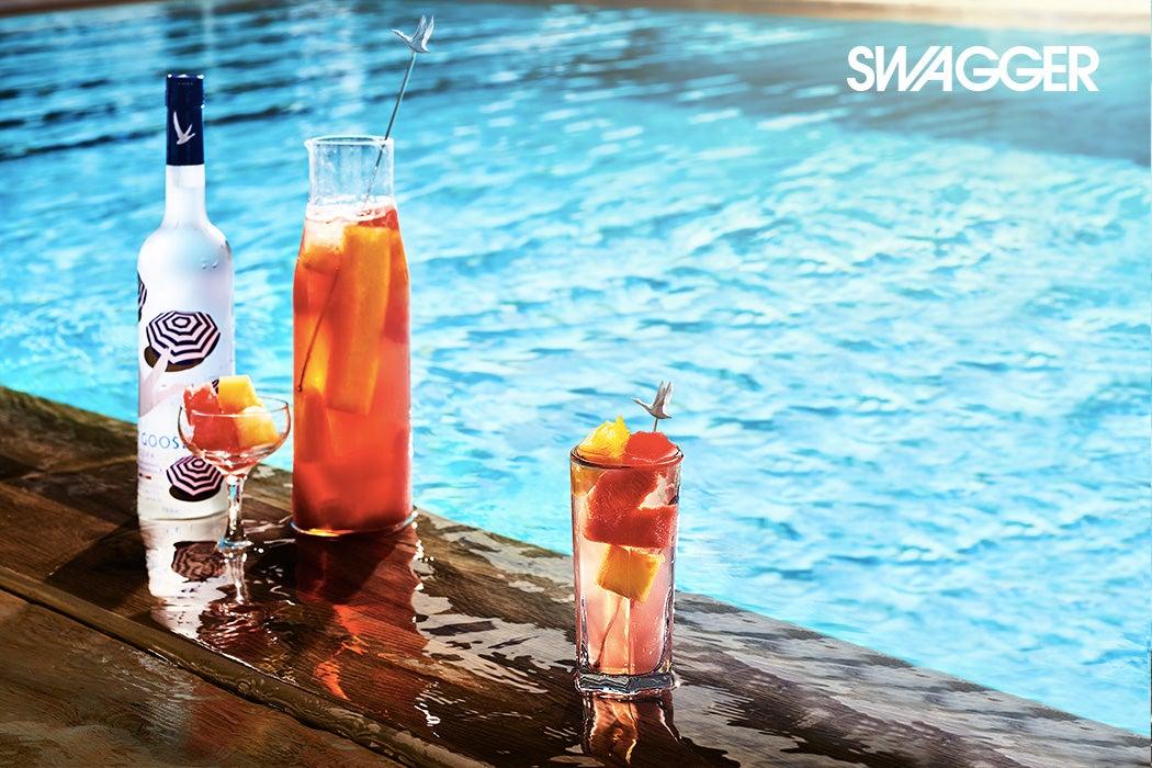 Boozy Tropical Sangria - Lavelle Toronto - SWAGGER Magazine