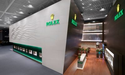 Rolex Baselworld 2018 Stand | SWAGGER Magazine