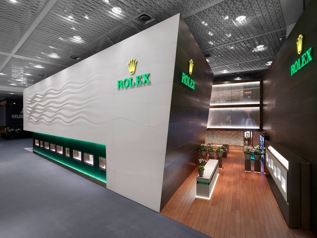 Rolex Baselworld 2018 Stand   SWAGGER Magazine
