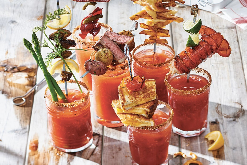 Bloody Mary - Caesar - Ultimate Recipe Guide   Swagger Magazine