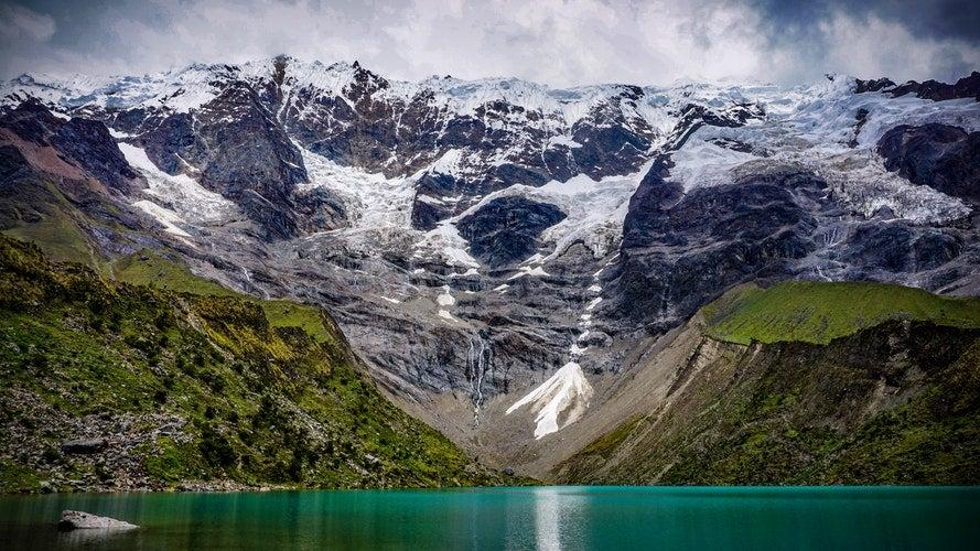 Humantay Lake, in Cusco, Peru