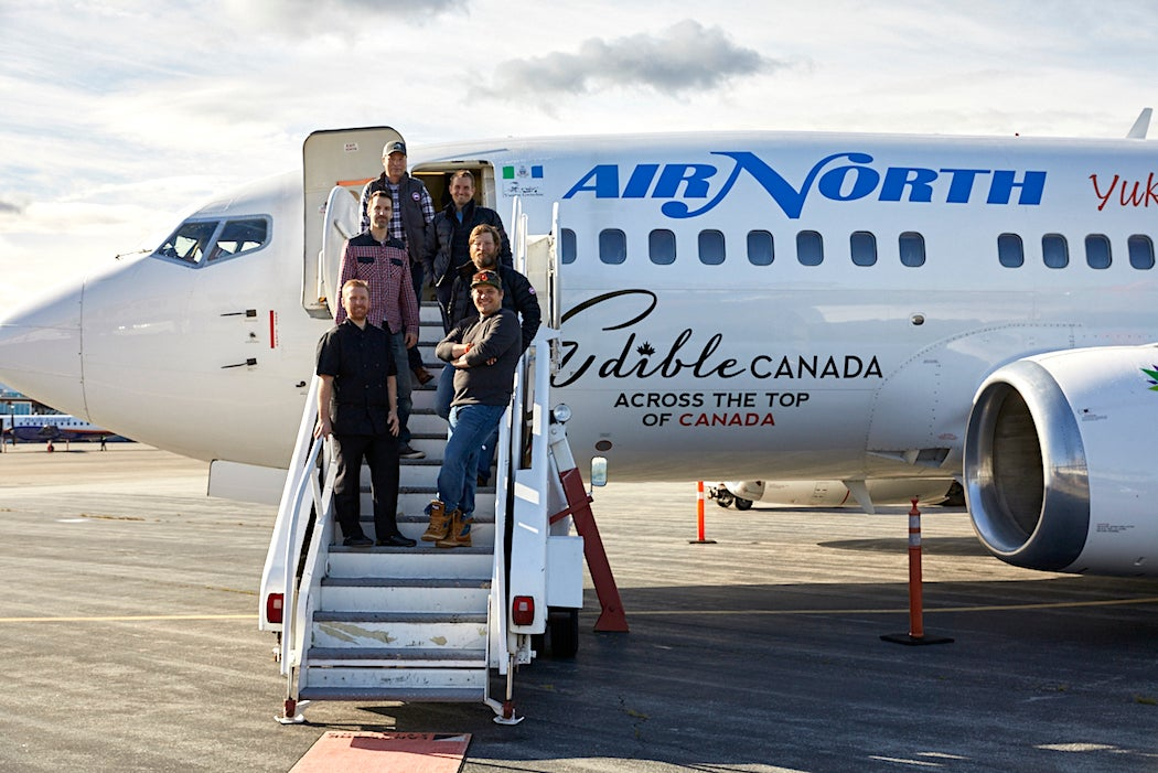 Edible Canada's Across the Top of Canada trip - Eric Pateman | SWAGGER Magazine