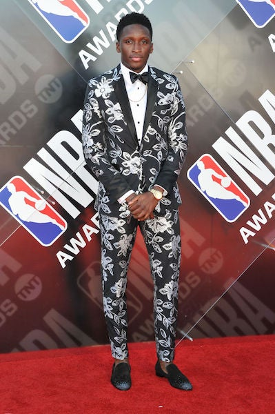 Victor Oladipo - NBA Awards 2018 Best Dressed | SWAGGER Magazine