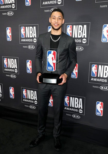 Ben Simmons - NBA Awards 2018 Best Dressed | SWAGGER Magazine
