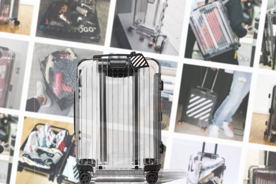 Rimowa x Off-White Collabroation / Virgil Abloh | SWAGGER Magazine