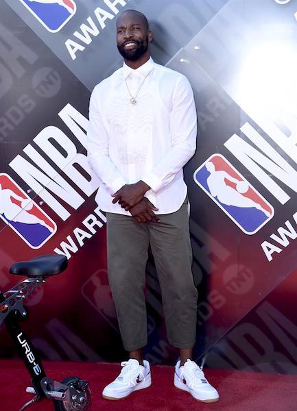 Baron Davis - NBA Awards 2018 Best Dressed | SWAGGER Magazine