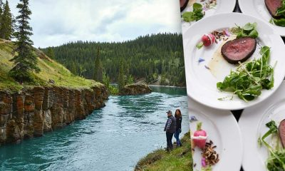 Edible Canada's Across the Top Luxury Travel & Dining Experience - Eric Pateman | SWAGGER Magazine