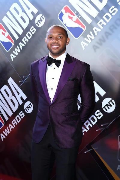 Eric Gordon - NBA Awards 2018 Best Dressed | SWAGGER Magazine