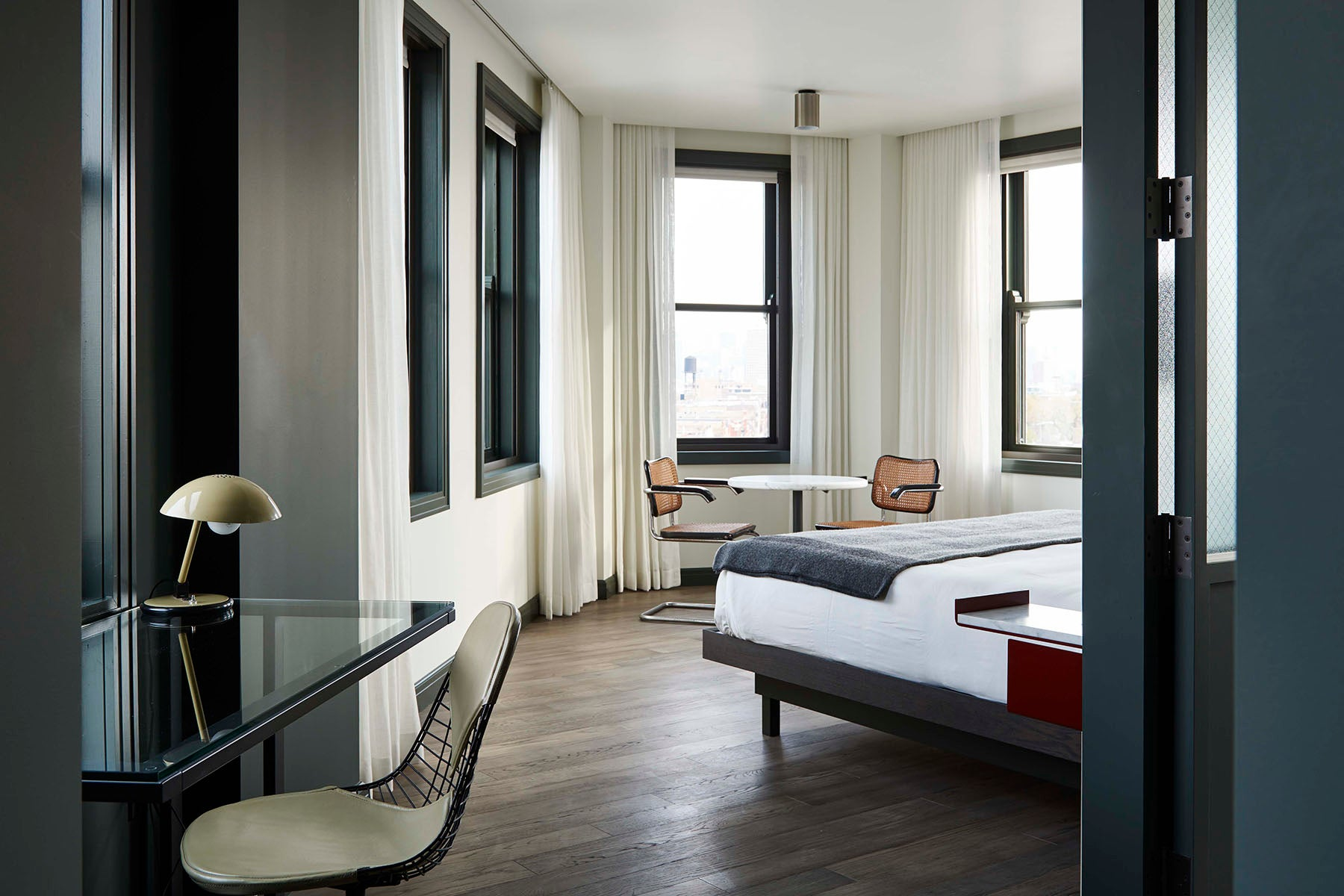 Panorama Suite at the Hotel Robey in Chicago (Photo: Courtesy of the Hotel Robey) - City Guide | SWAGGER Magazine