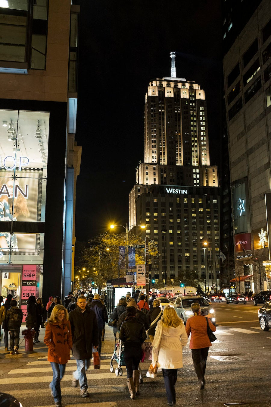 The Magnificent Mile in Chicago (Photo: Courtesy of ChooseChicago.com) - City Guide | SWAGGER Magazine