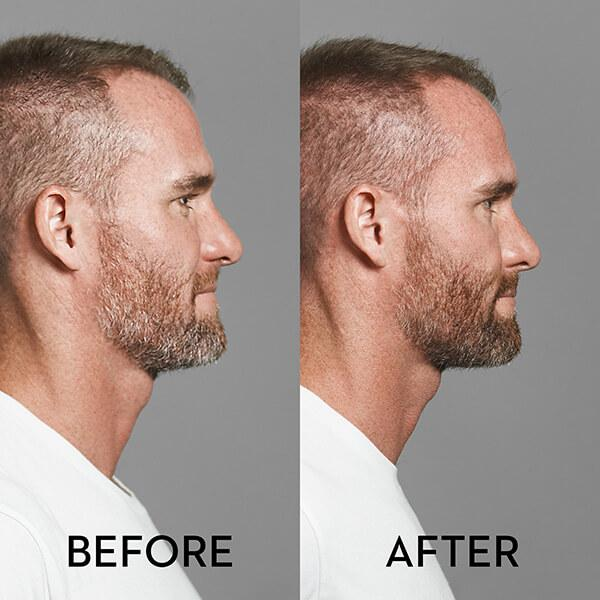 True Sons - Before and After - Men's Hair Dye Greying/Greys   SWAGGER Magazine