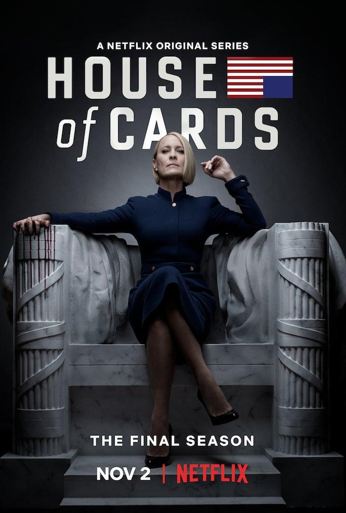 House of Cards Season 7 (Final) - Key Art | SWAGGER Magazine