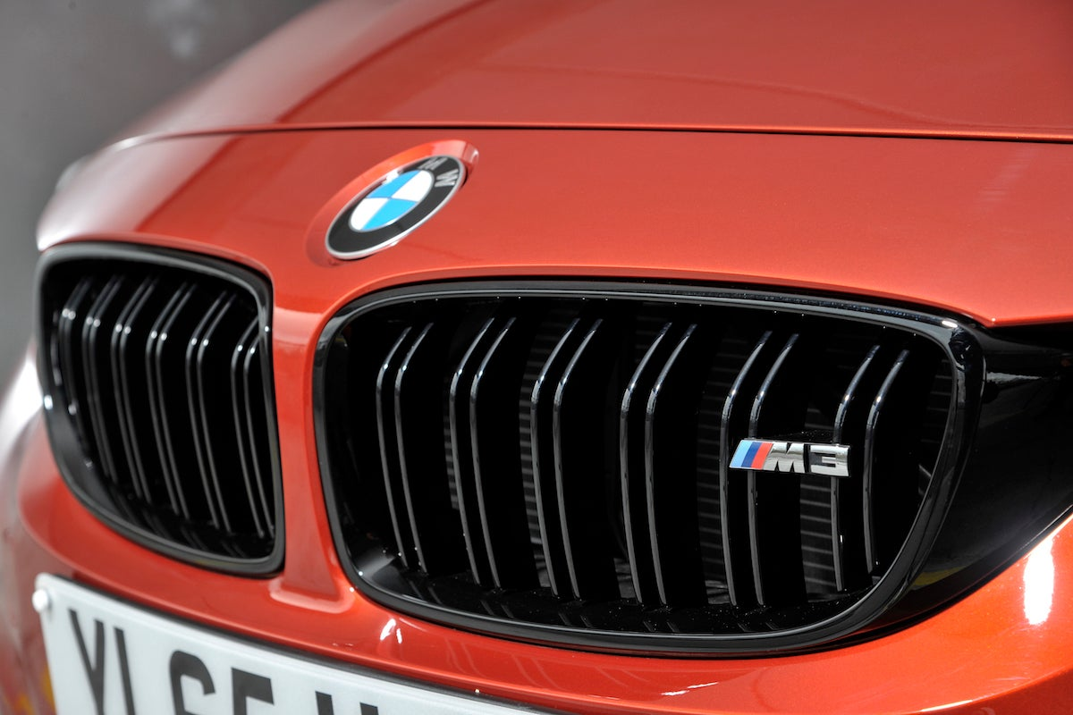 2018 BMW M3 Competition Package (Photos: Courtesy of BMW)