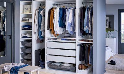Masculine Closet Design - Redesign my closet DIY | SWAGGER Magazine - Shai DeLuca