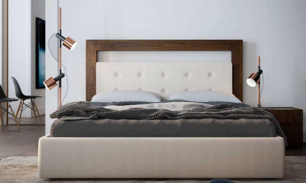 Chloe Bed - Rove Concepts - Bedroom Interior Design Tips - Re-do your bedroom - DIY Shai Deluca   SWAGGER Magazine
