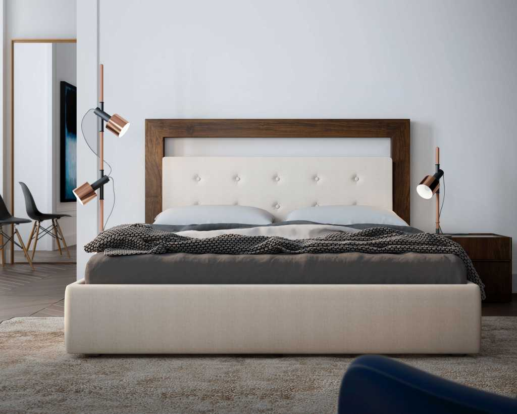 Chloe Bed - Rove Concepts - Bedroom Interior Design Tips - Re-do your bedroom - DIY Shai Deluca | SWAGGER Magazine