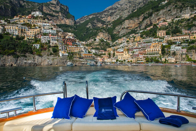 yacht charter Italy - Balearic Yacht Charter, Yacht Charter Amalfi Coast